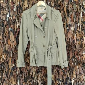 Burberry Brit Trench Jacket
